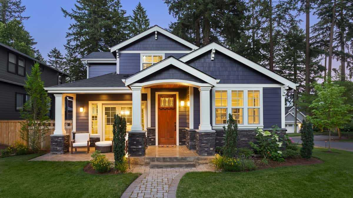 House being financed with a USDA loan, saving the buyers money on PMI and other fees